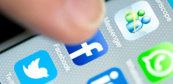 Betrüger versuchen mit miesen Tricks, an Ihre Facebook-Daten zu kommen. (Symbolbild)