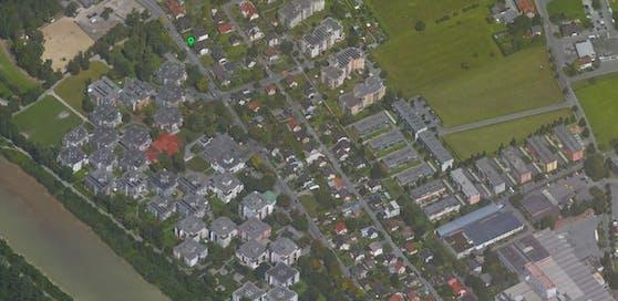 Die Vorfälle passierten in der Achsiedlungsstraße in Bregenz.