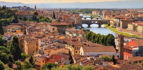 Grausamer Fund in Florenz.