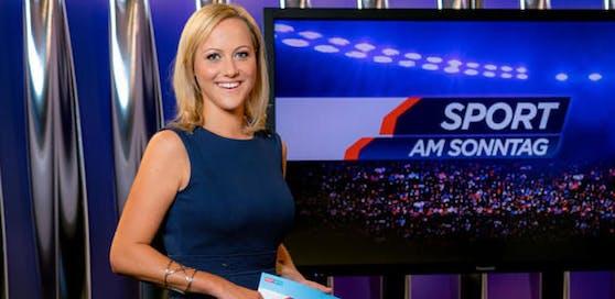 "Alina Zellhofer wird Moderatorin in der Sendung ""Sport am Sonntag""."