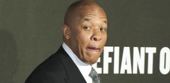 """Dr. Dre am 15. März 2018 bei einem Screening von """"The Defiant Ones"""" in London."""