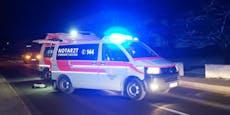 14-Jährige am Schulweg mit 90 km/h gerammt