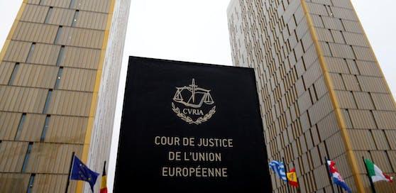 Der Europäische Gerichtshof entschied.