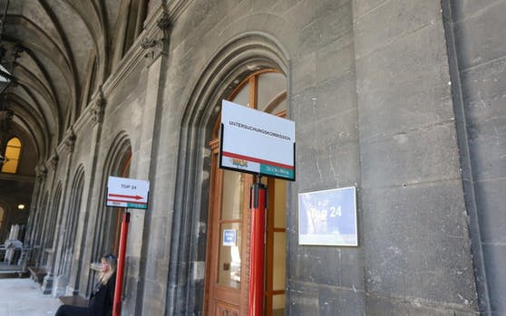 Heute startet im Rathaus die Untersuchungskommission zu parteinahen Vereinen und deren Förderungen.