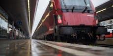 Zugverkehr zum Flughafen Wien derzeit unterbrochen