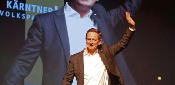 """Kärntens ÖVP-Landeschef Christian Benger tritt """"aus persönlichen Gründen"""" zurück."""