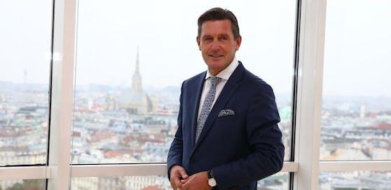 """Durch die jüngste Runde """"Stolz auf Wien"""" könnten über 400 Arbeitsplätze gesichert werden, so Wirtschaftsstadtrat Peter Hanke (SPÖ)."""