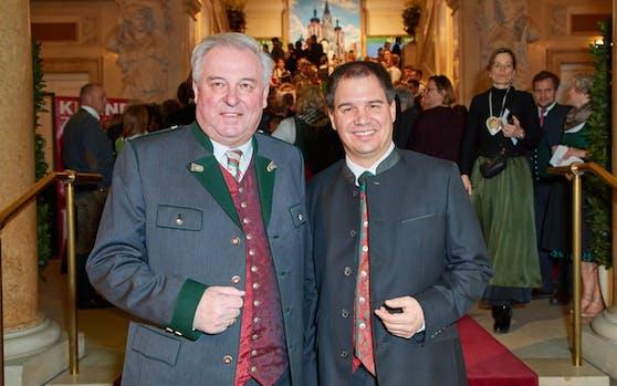Wie geht es mit Schwarz-Rot in der Steiermark weiter? Landeshauptmann Hermann Schützenhöfer (ÖVP) und sein Stellvertreter Michael Schickhofer (SPÖ) sind sich uneinig
