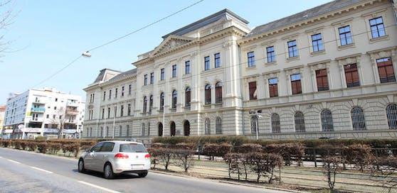 IS-Prozess im Grazer Gericht.
