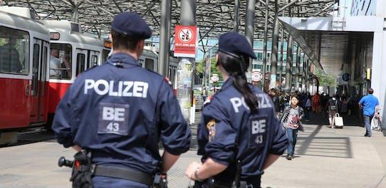 Bereitschaftseinheit der Polizei (Symbolfoto)