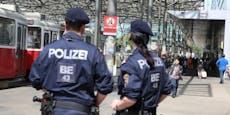 Mann droht per Handy mit Tod, will flüchten – Festnahme
