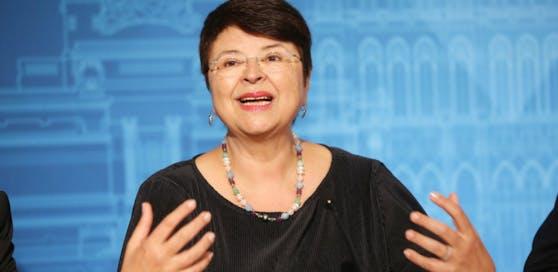 Finanzstadträtin Renate Brauner (SPÖ) wird Bevollmächtigte der Stadt Wien für Daseinsvorsorge und Kommunalwirtschaft.