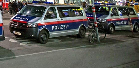 Die Polizei nahm insgesamt fünf Personen fest.