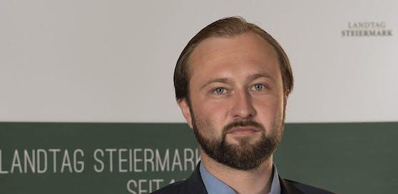Max Lercher, Bundesgeschäftsführer der SPÖ w