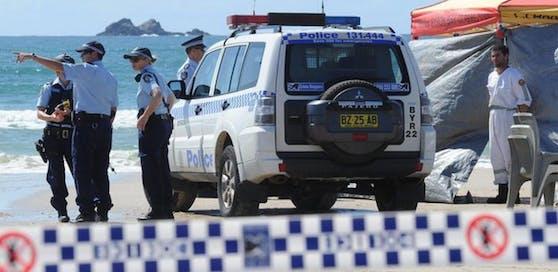 Ein 23-Jähriger wurde bei einer Hai-Attacke getötet.