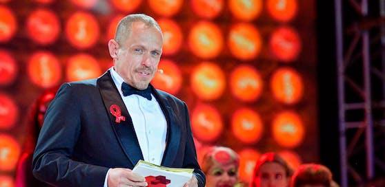 Life-Ball-Organisator Gery Keszler beim letzten Life Ball im Jahr 2019