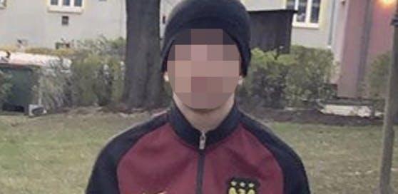 Der 17-jährige Verdächtige stellte sich nach dem Fahndungsaufruf selbst.