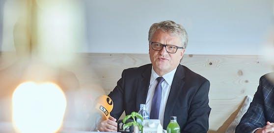Bürgermeister Klaus Luger will die Mindestsicherung ändern.