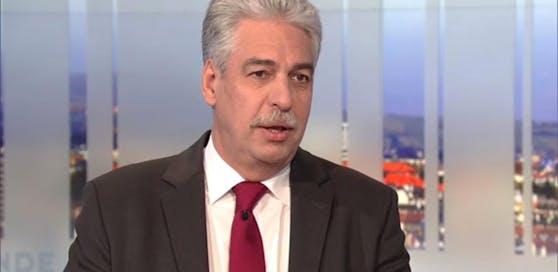 Finanzminister Schelling in der ORF-Pressestunde