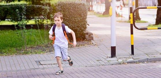 Jeden Herbst werden Kinder in Niederösterreich bei Verkehrsunfällen verletzt (Symbolfoto)