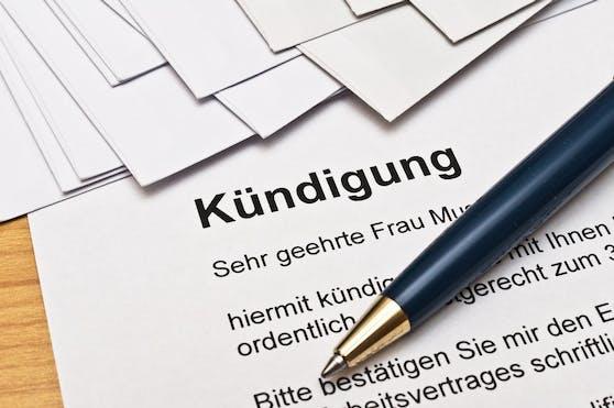 Die AK Kärnten erstritt für die gekündigte Frau33.600 Euro.