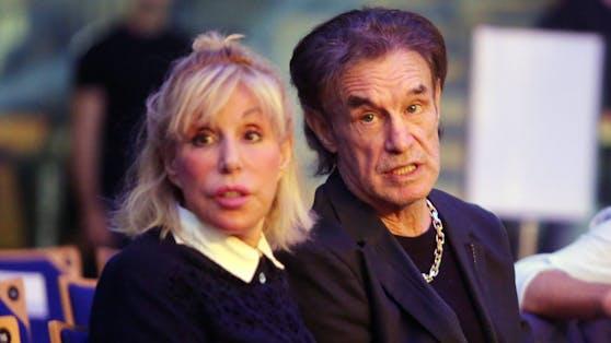 René Weller und seine Frau