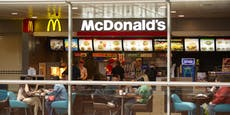 McDonald's-Menü sorgt jetzt für riesigen Ansturm