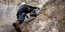 Bergsteiger löst riesige Suchaktion in Trofaiach aus