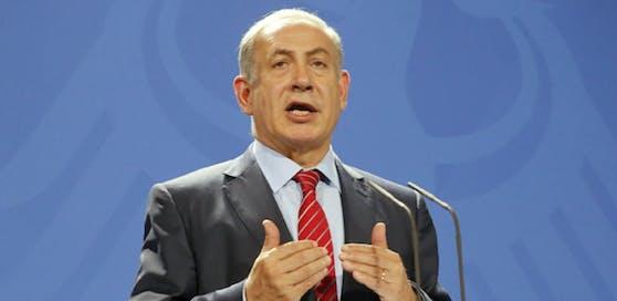 Der israelische Ministerpräsident Benjamin Netanjahu. (Archivbild)