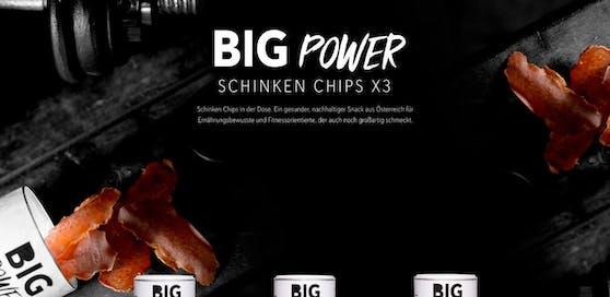 Big Power Fitness Snack