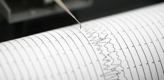 Erdbeben der Stärke 2,9 bei Admont.