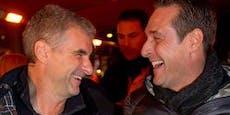 Worseg muss gegen Freund Strache vor Gericht aussagen