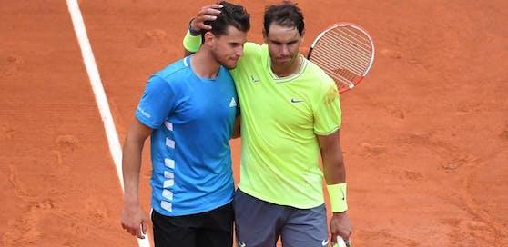 Nadal versteigert sein Gewinner-Leiberl von den French Open