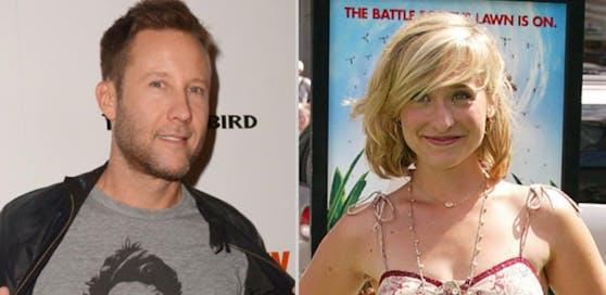 """Michael Rosenbaum und Allison Mack standen früher gemeinsam für die TV-Serie """"Smallville"""" vor der Kamera."""