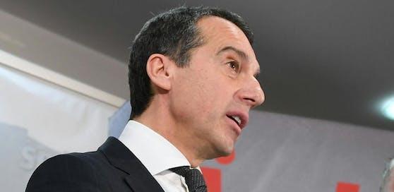 Christian Kern (SPÖ) ließ kein gutes Haar an den Plänen der Regierung.