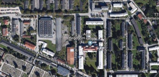 Am Tabor in Steyr soll das Hochaus errichtet werden.