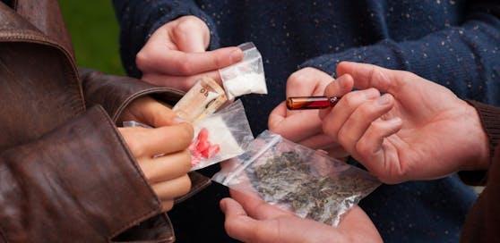 Symbolfoto von Drogen
