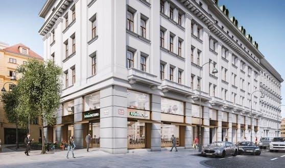 2018: So soll der neue Manufactum-Flagshipstore in Wien aussehen!