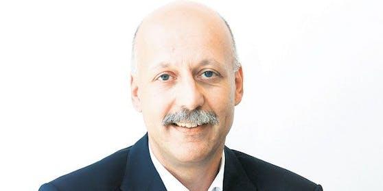 """""""Heute""""-Chefredakteur Dr. Christian Nusser"""