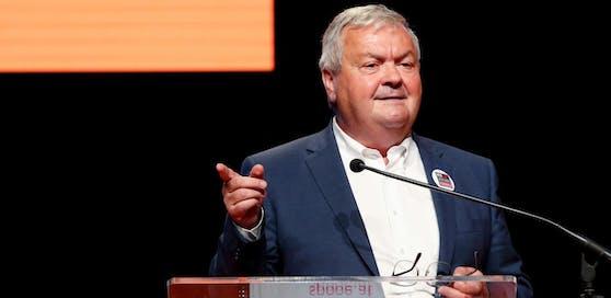 AK-OÖ-Präsident Johann Kalliauer übt heftige Kritik an Minister Kocher.