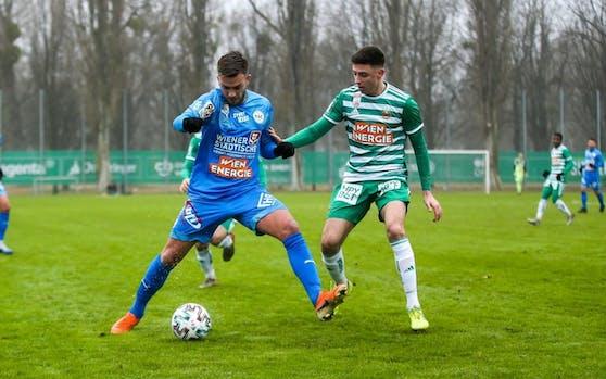 Milan Jurdik im FAC-Dress gegen Marko Bozic.