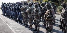 Unruhen in Südafrika: Zahl der Todesopfer steigt