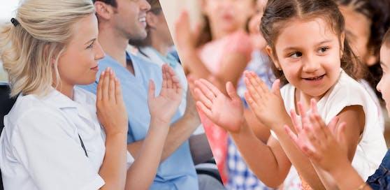 Islam-Kindergärten: ÖVP plant eine dringliche Anfrage! (Symbolbild)