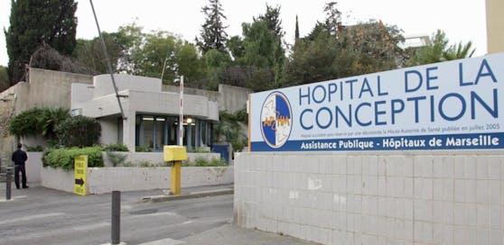 Der 19. August 2019 vermisste Pensionist wurde tot in einem verlassenen Trakt des Hopital de la Conception in Marseille (Südfrankreich) gefunden