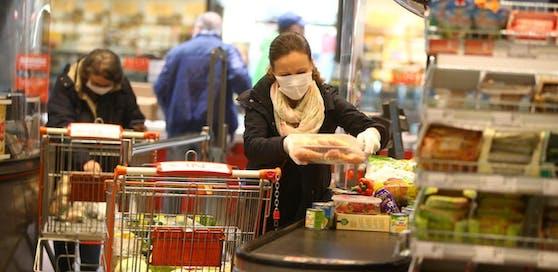 Lebensmittel kosten in Österreich bald mehr.