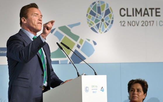 Mit ihm ist nicht zu spaßen: Schwarzenegger bereitet Mega-Klage vor.