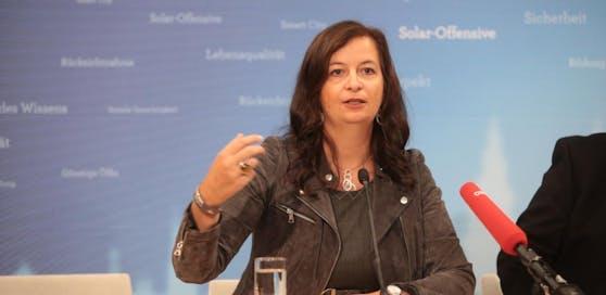 Umweltstadträtin Ulli Sima (SPÖ) erteilt Umweltzonen eine klare Absage.