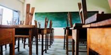 Unbekannte fluten Kärntner Klassenzimmer