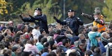 """""""Wird totgeschwiegen"""" – neue Asyl-Welle in Österreich"""