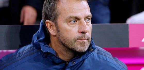 Hansi Flick ist aktuell Bayern-Trainer. Wie lange noch?